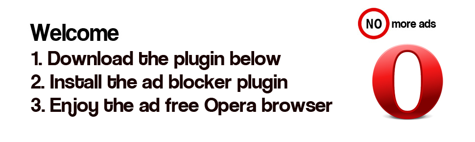 Ads blocker for Opera Explorer