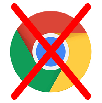 Delete Google Chrome
